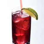 Picture of coctail Cranberry Vodka