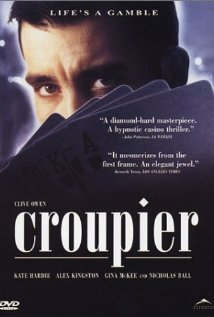 Croupier movie poster