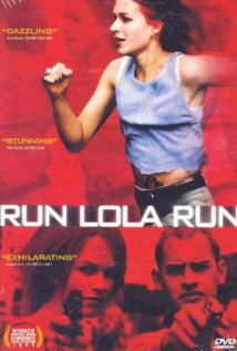 Run Lola Run Movie Poster