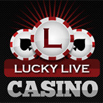 Lucky Live Casino logo